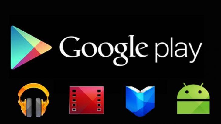 Google Play Store'da promosyon kodu desteği