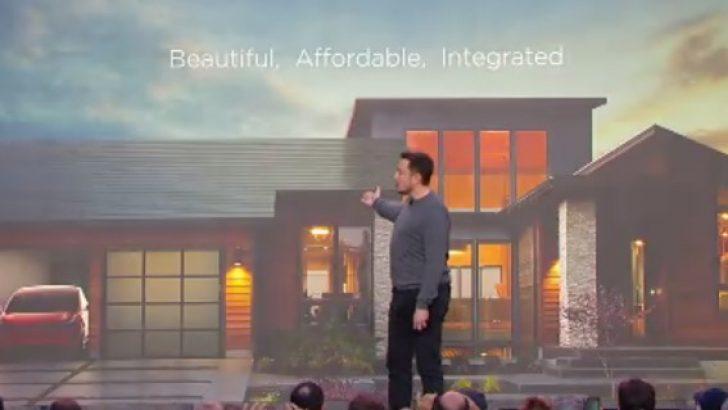 Elon Musk'ın Güneş Çatıları satışa çıkıyor
