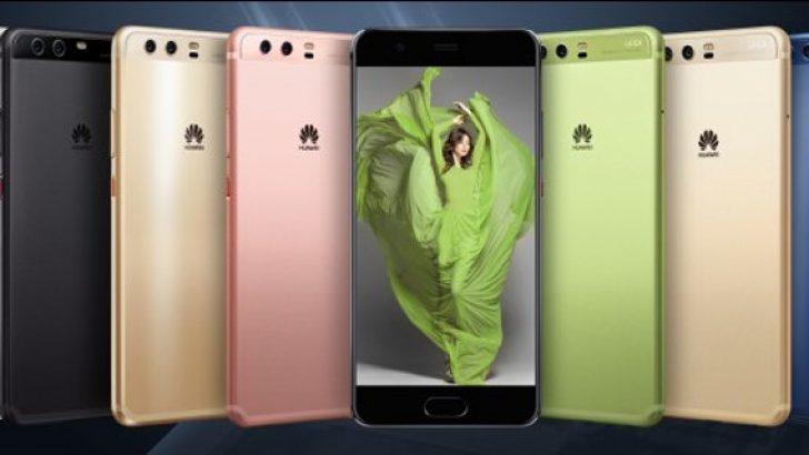 Huawei P10 ve P10 Plus tanıtıldı! İşte fiyatı ve özellikleri