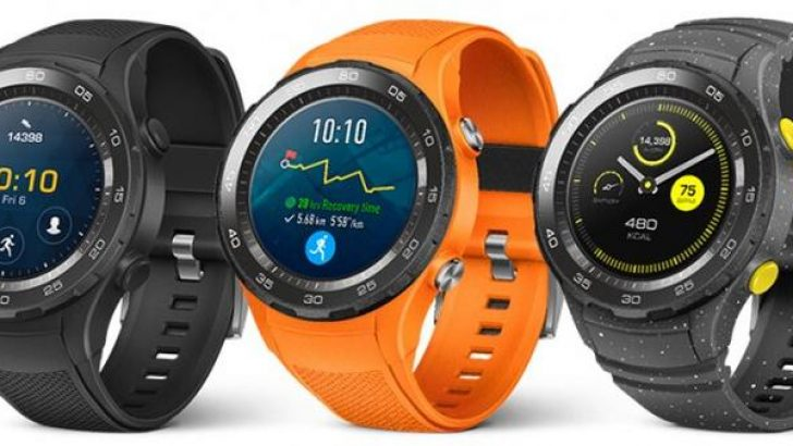 Huawei Watch 2'ye SIM kart takılabilecek