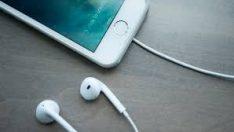 iPhone'da kulaklıkla fotoğraf çekme