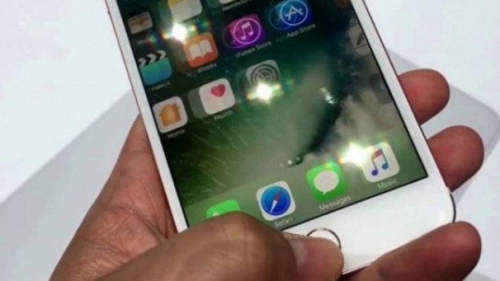 iPhone'nun orta home tuşunu resetleme, tamir etme işlemi