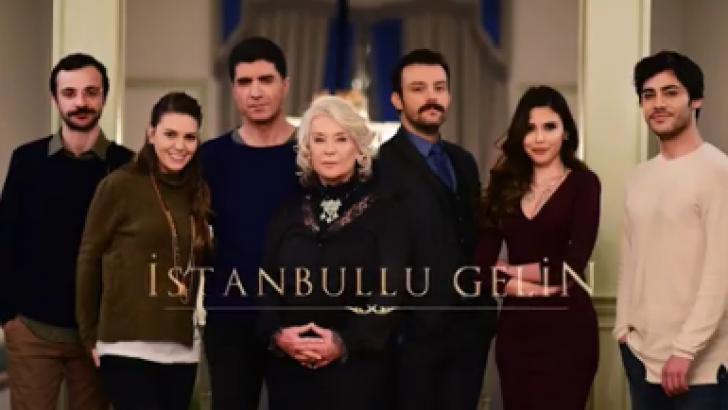 İstanbullu Gelin 3 Mart Cuma – Süreyya ile Faruk'un aşkı başlıyor