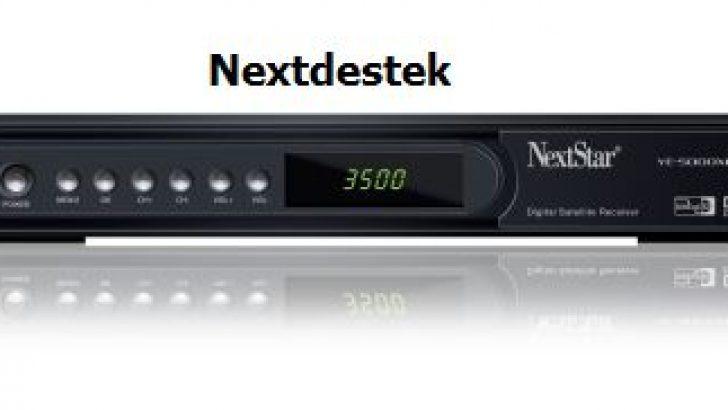 Nextstar 5000 XFTA için Türksat 4A uydu frekans ayarları – 2017