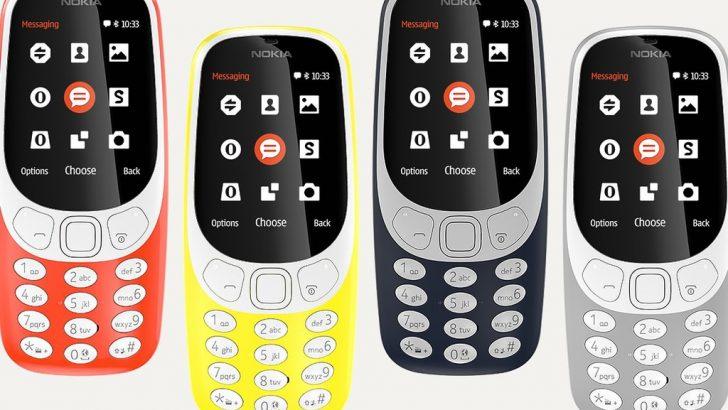 Yeni Nokia 3310 resmi tanıtım videosu