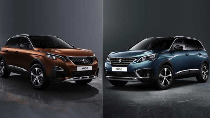 Peugeot 3008 ve 5008 ile SUV pazarında büyüyecek