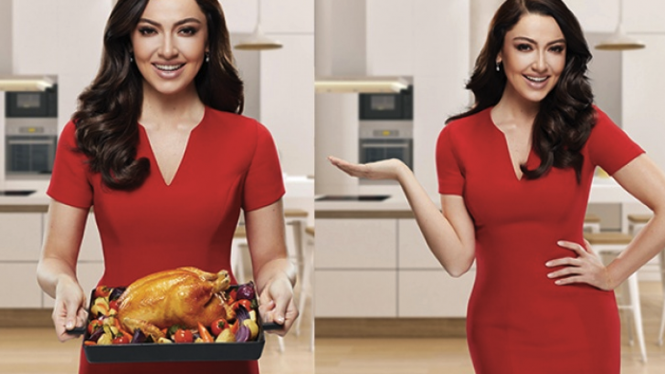 Şenpiliç Hadise'li reklamıyla imaj tazeliyor