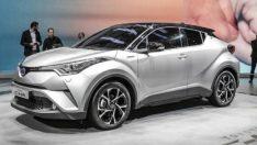 Toyota C-HR testi ve ilk bakış