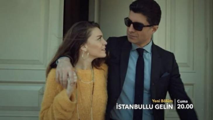 İstanbullu Gelin 3. bölüm fragmanı: Çifte düğün yapılıyor 17 Mart Cuma