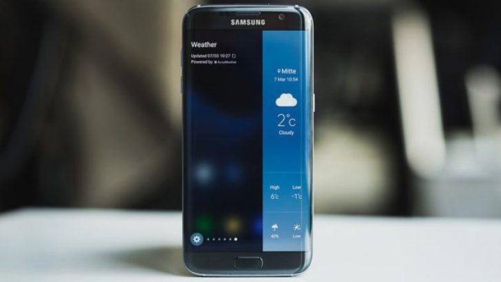Galaxy S7 Edge yılın en iyi telefonu oldu