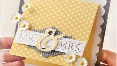 Düğün davetiyeleriniz için 12 yaratıcı fikir