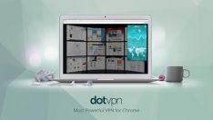Ücretsiz VPN DotVPN indirme ve kurulum işlemi