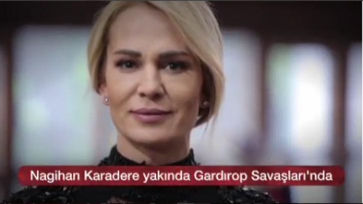 Nagihan Karadere Gardırop Savaşları'na dahil oldu!