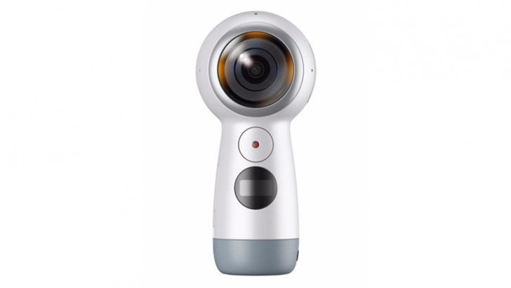 Samsung Gear 360'a 4K video kayıt ve canlı yayın desteği