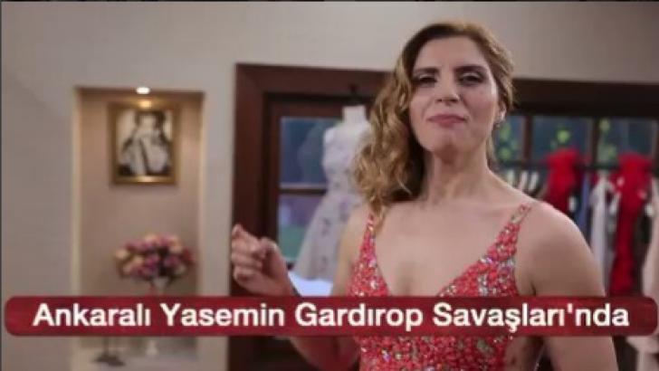 Ankaralı Yasemin Gardırop Savaşları'na dahil oldu!