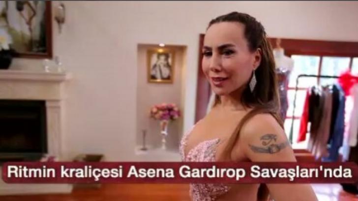 Dansın kraliçesi Asena Gardırop Savaşları'na dahil oldu!