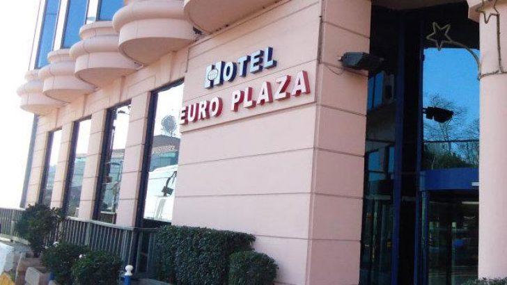 Hotel Euro Plaza ne olacak