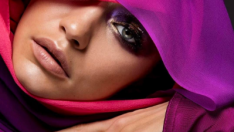 Gigi Hadid'ten Vogue Arabia dergisi için tesettür!