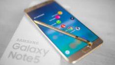 Galaxy Note 5 internet bağlantı sorunlarının çözümü