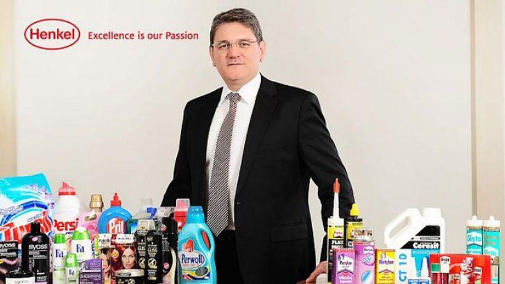 Henkel Türkiye'yi bölgesel üretim merkezi yapacak