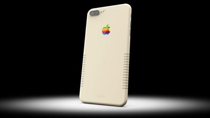 iPhone 7 Plus Retro Edition tanıtıldı! İşte fiyatı