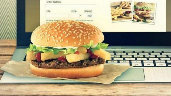 İnternette yemeklerin kokusunu almaya hazır mısınız?