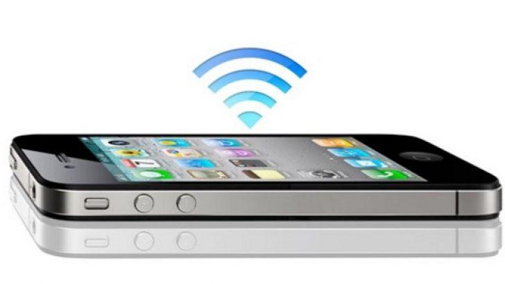 iPhone Wi-Fi kablosuz modem hotspot olarak nasıl kullanılır