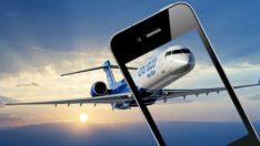 iPhone ile üstünüzde hangi uçak olduğunu öğrenin