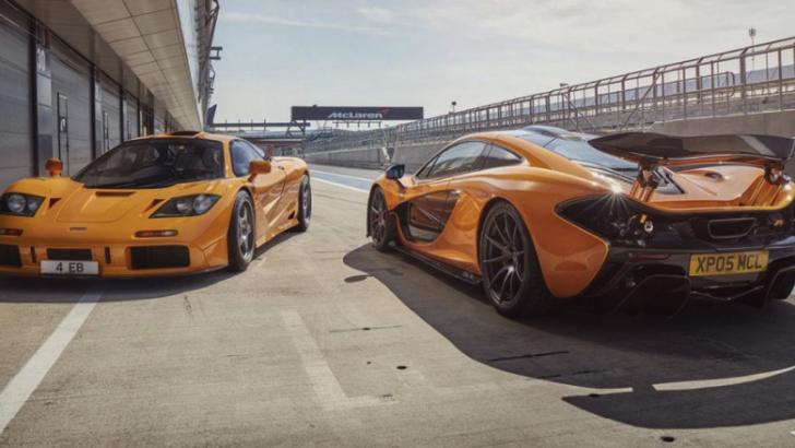 McLaren'in en hızlısı McLaren BP23 karşınızda