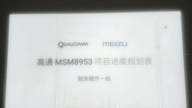 Meizu Pro 7'de Qualcomm işlemci mi kullanılacak