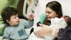 Pelin Karahan-Bedri Güntay çiftinin ikinci bebek mutluluğu