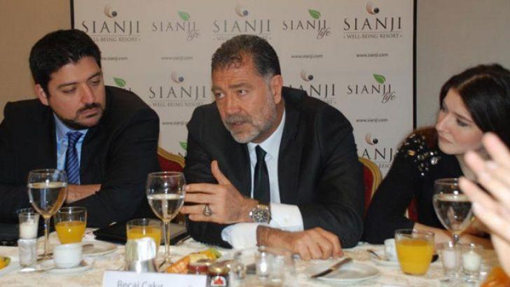 Sianji Group'tan Bodrum'a yeni proje