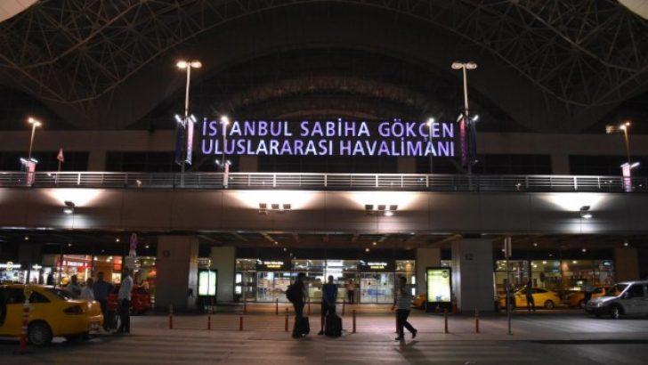 Sabiha Gökçen Havalimanı yönetiminde değişiklik