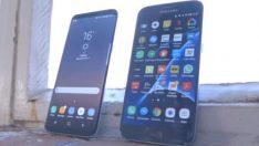 Samsung Galaxy S8 vs Galaxy S7: Neler değişti?
