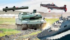 Türk savunma sanayisinde hedef 2016'yı 4'e katlamak