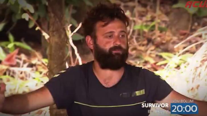 Erdi Ünver: Survivor'ın izlenmesi en lüks yarışmacısıyım