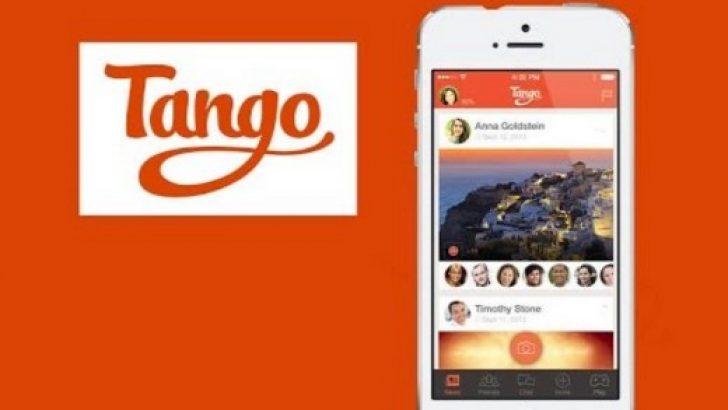 Tango sevgili, arkadaş bulma ve sohbet uygulaması