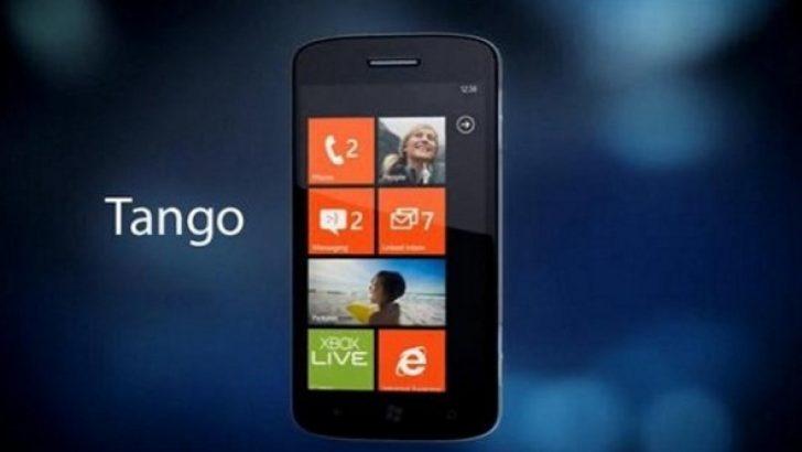 Tango sevgili bulma uygulamasını Windows Phone için indir
