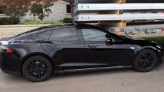 Tesla elektrikli otomobili kasko yaptırırken dikkat!