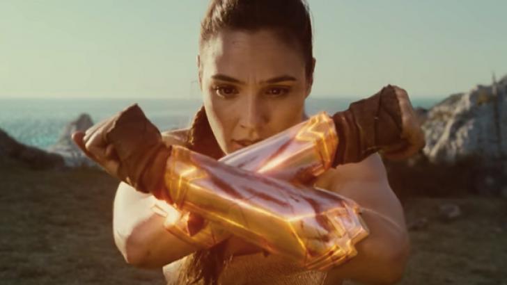 Wonder Woman filmi için yeni fragman geldi
