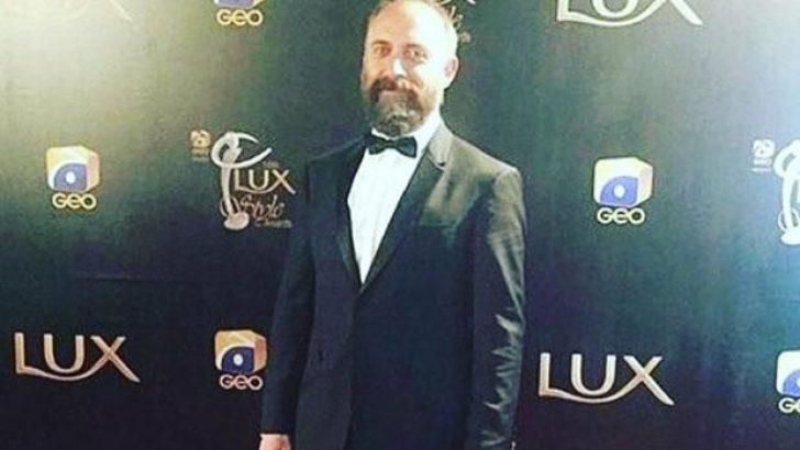 """Halit Ergenç Pakistan'da """"Uluslararası simge ödülü""""nü aldı"""