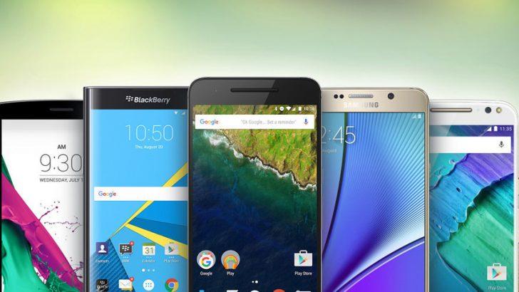 Piyasadaki en iyi Android telefonlar 2017