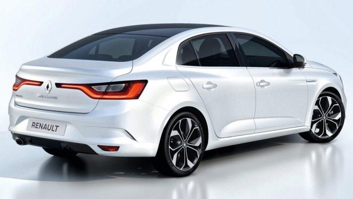Türkiye'de yılın otomobili Renault Megane Sedan oldu