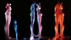 Ali Nino heykelinin hikayesi nedir