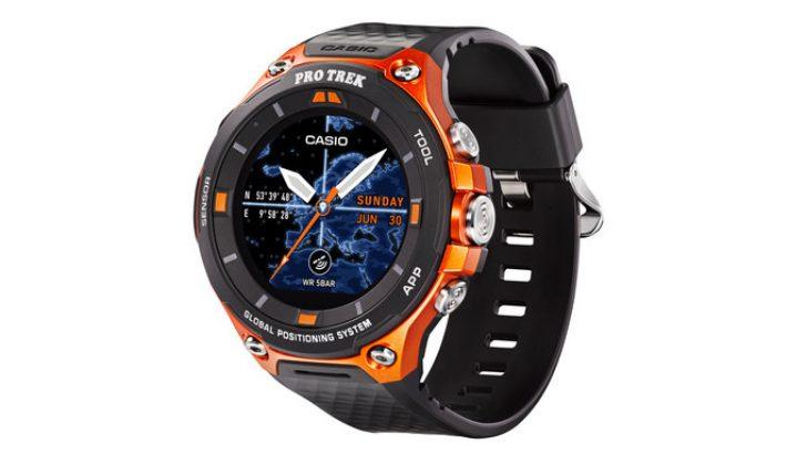 Casio Pro Trek akıllı saat satışta! İşte özellikleri ve fiyatı