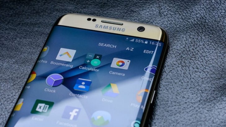 Samsung Galaxy S8'in maliyeti bakın ne kadar