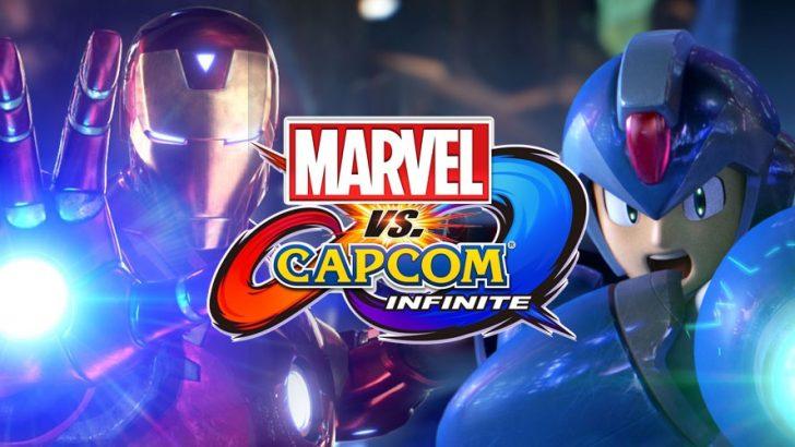 Marvel Vs. Capcom: Infinite yeni fragmanı yayınlandı