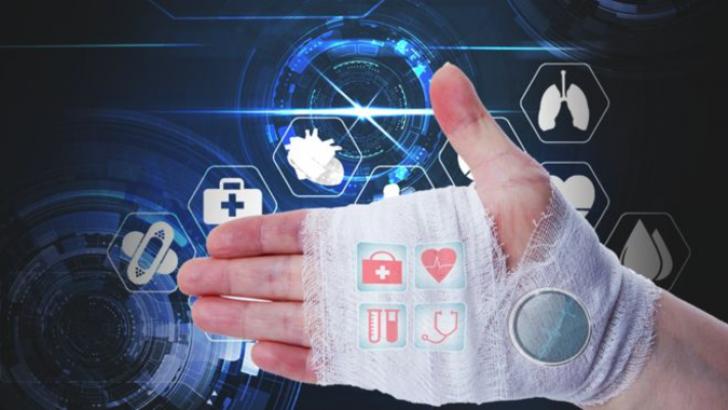 Sağlık sektöründe bir ilk: Akıllı bandaj