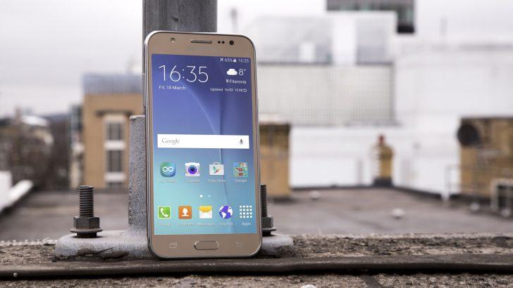 Samsung Galaxy J5 (2017) göründü!