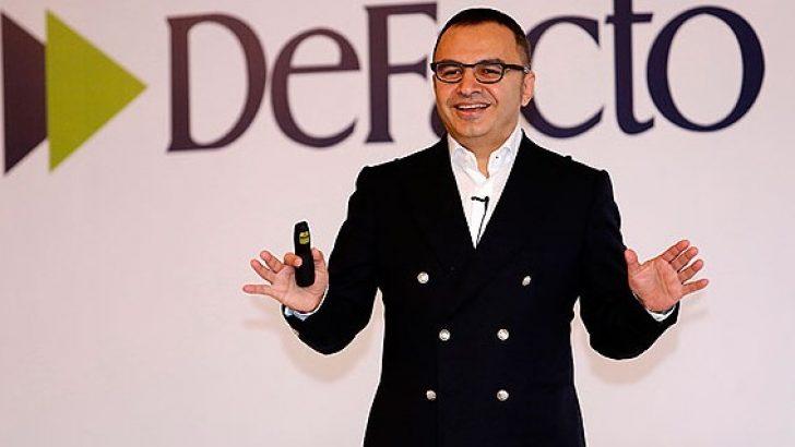 Defacto yeni marka için harekete geçti